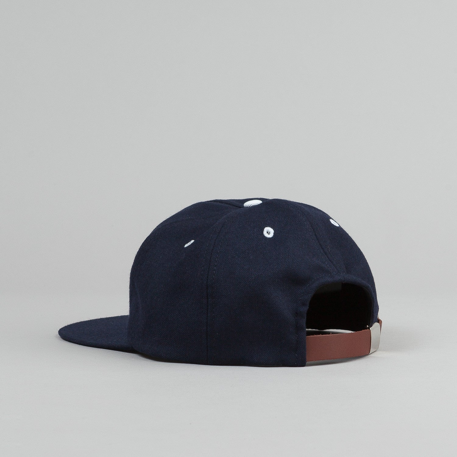 Polar PSC Strapback 5 Panel Cap - Navy
