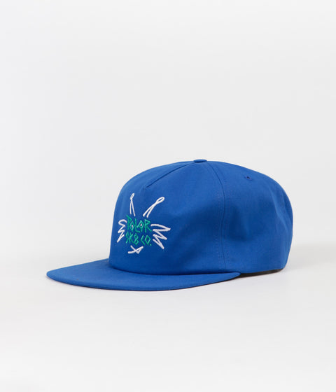 Polar Rat Cap - Royal Blue