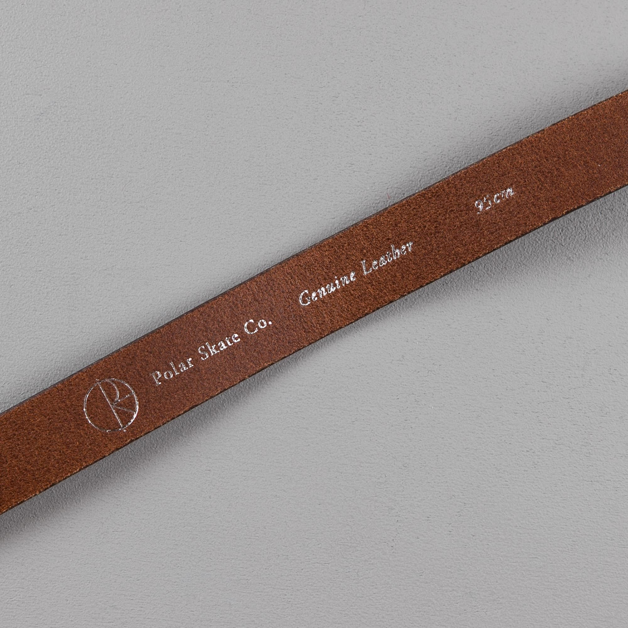 Polar Ring Belt - Brown