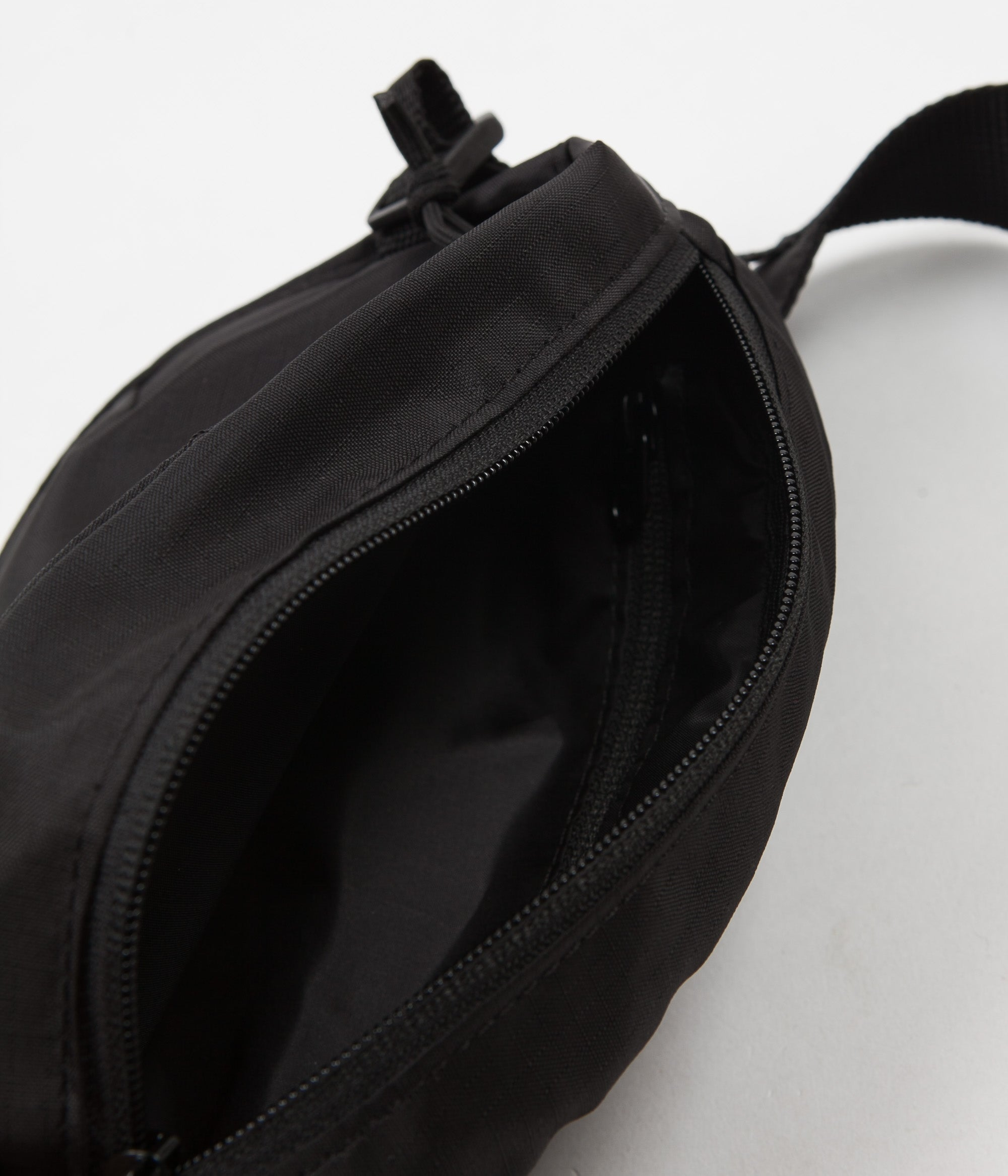 Polar Ripstop Hip Bag - Black