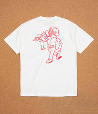 Polar Rocket Man T-Shirt - White