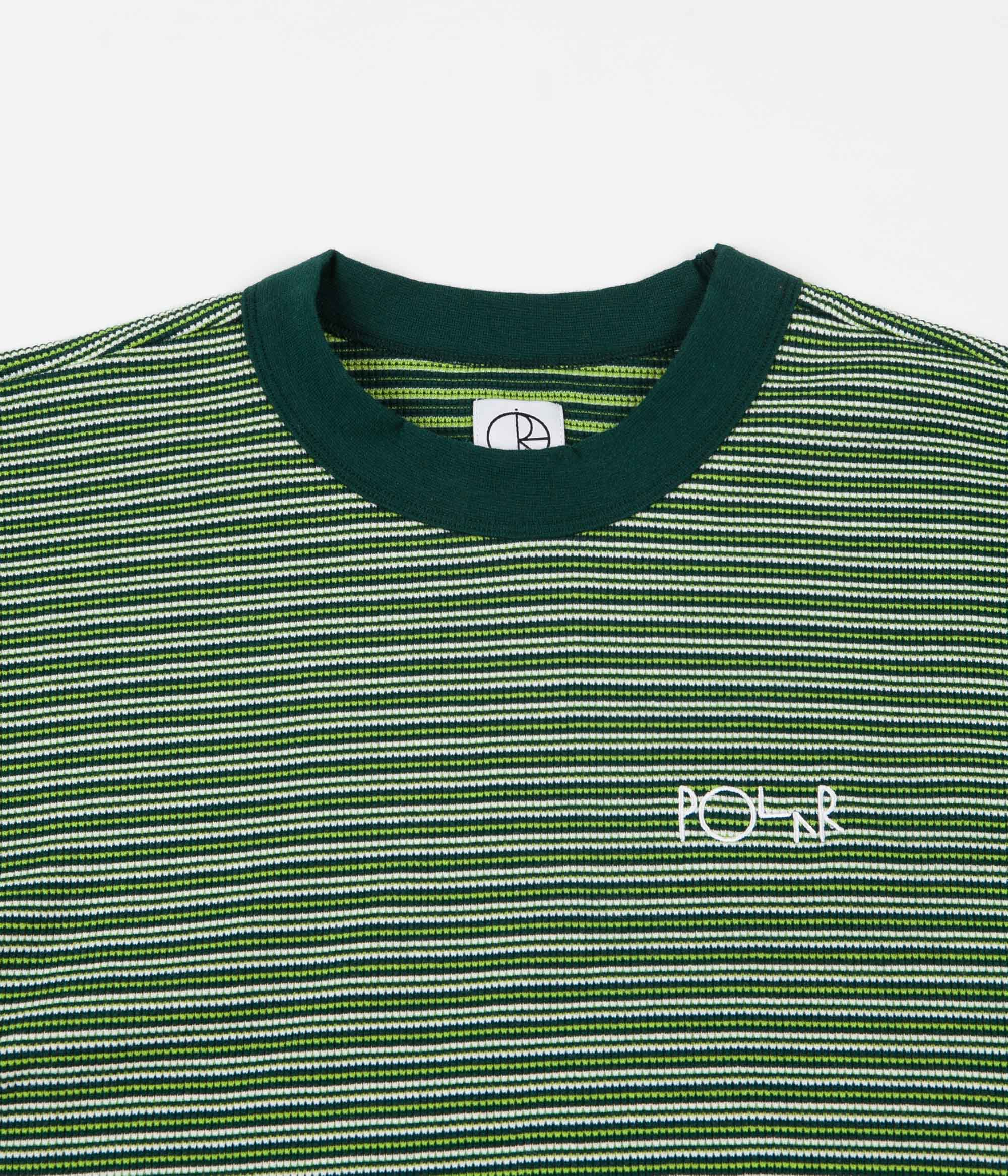 Polar Shin Long Sleeve T-Shirt - Dark Green