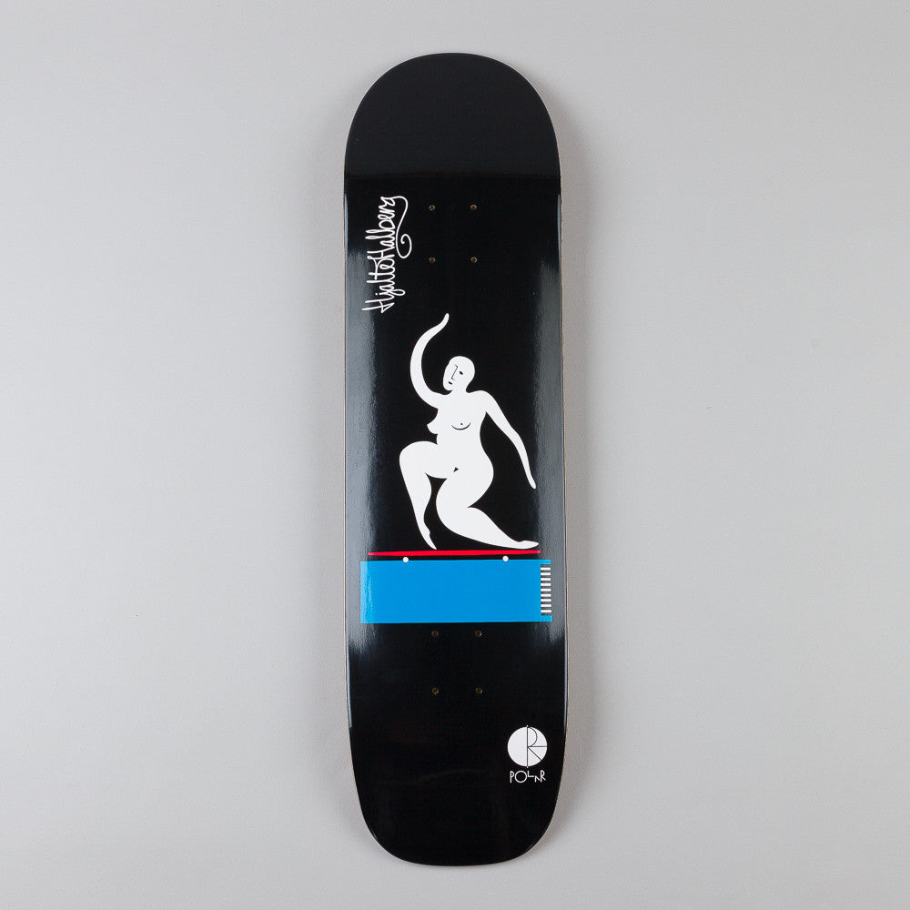 Polar Hjalte Halberg BS 50-50 Deck Black P5