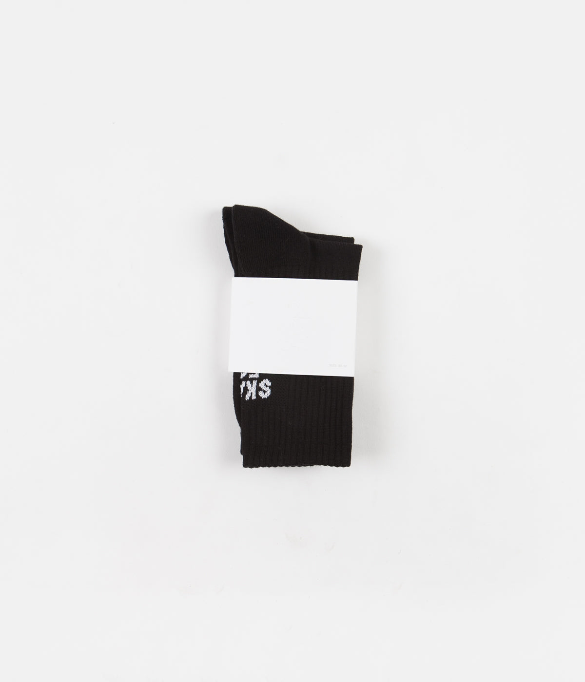Polar Skate for Health Socks - Black