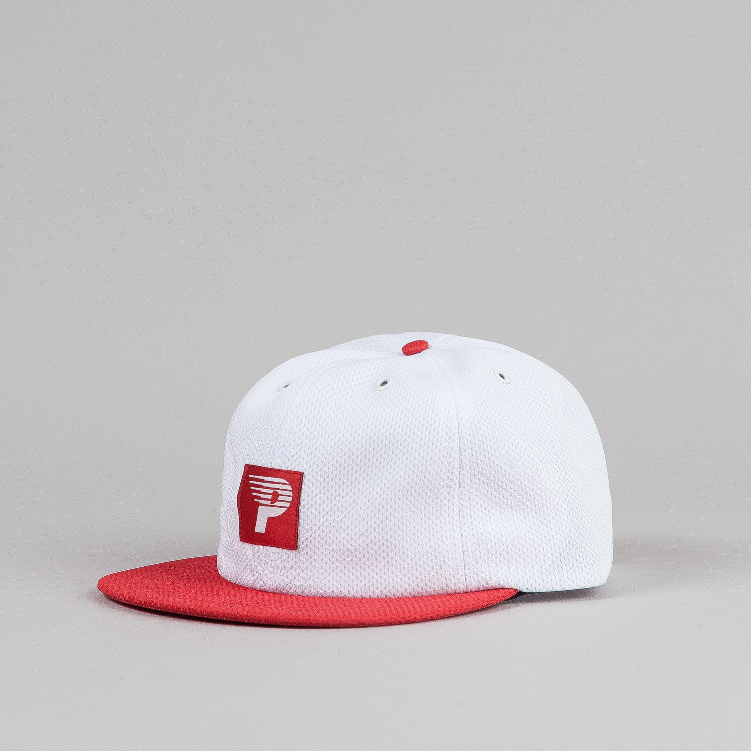 Polar Speedy P Mesh Cap White / Red