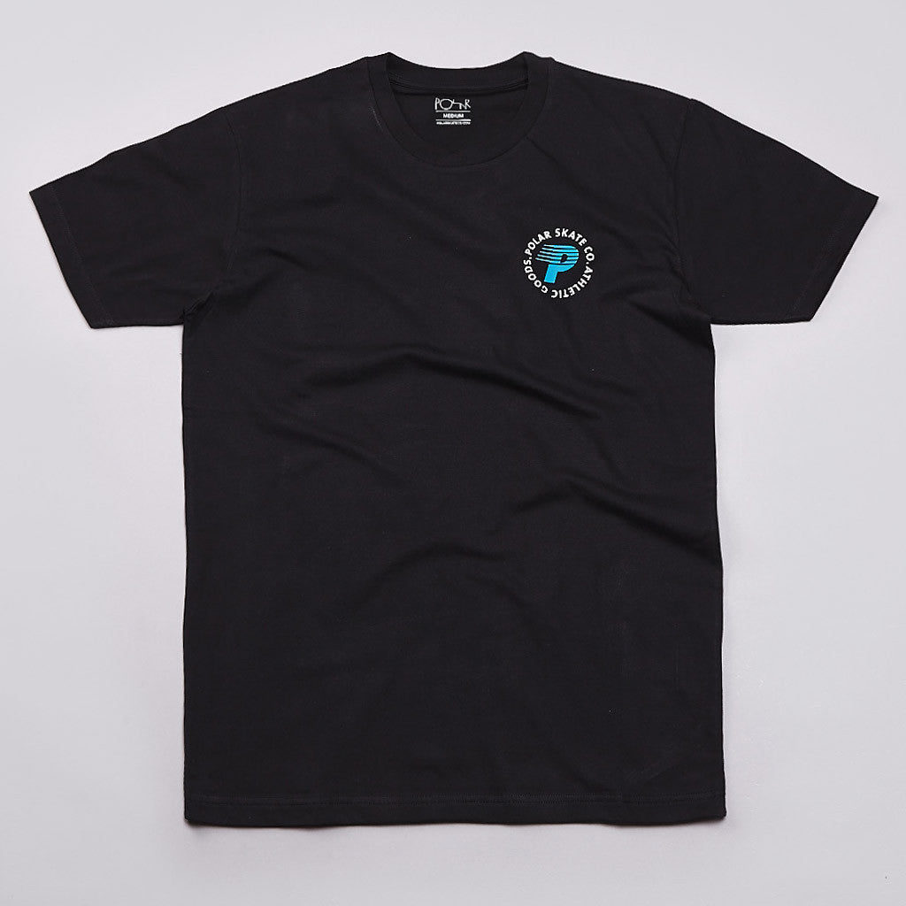 Polar Speedy P T Shirt Black