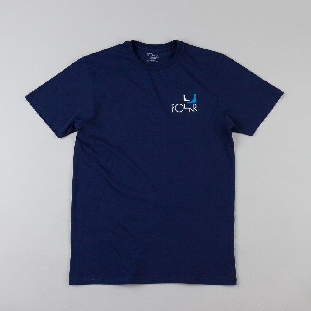 Polar Stalefish & Boneless T-Shirt Navy