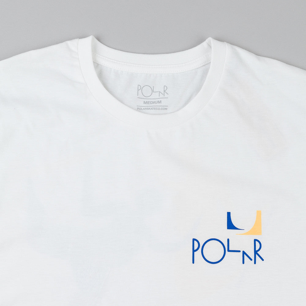 Polar Stalefish & Boneless T-Shirt Off White