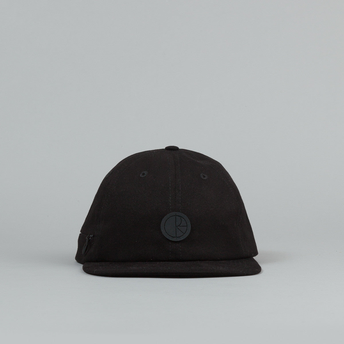 Polar Stash Pocket Cap - Black / Black