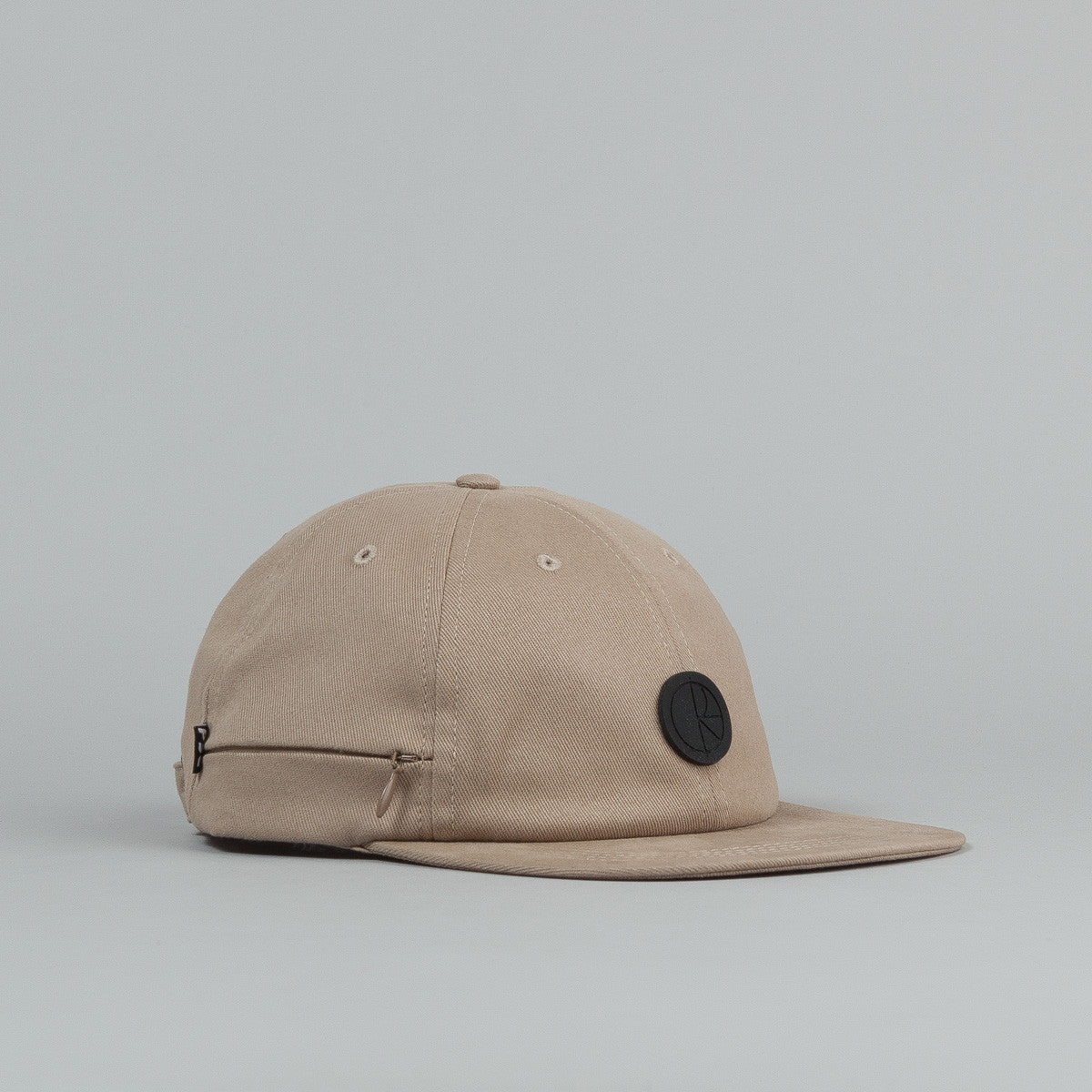 Polar Stash Pocket Cap - Khaki / Khaki