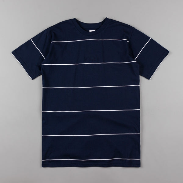 Polar Striped T-Shirt - Navy
