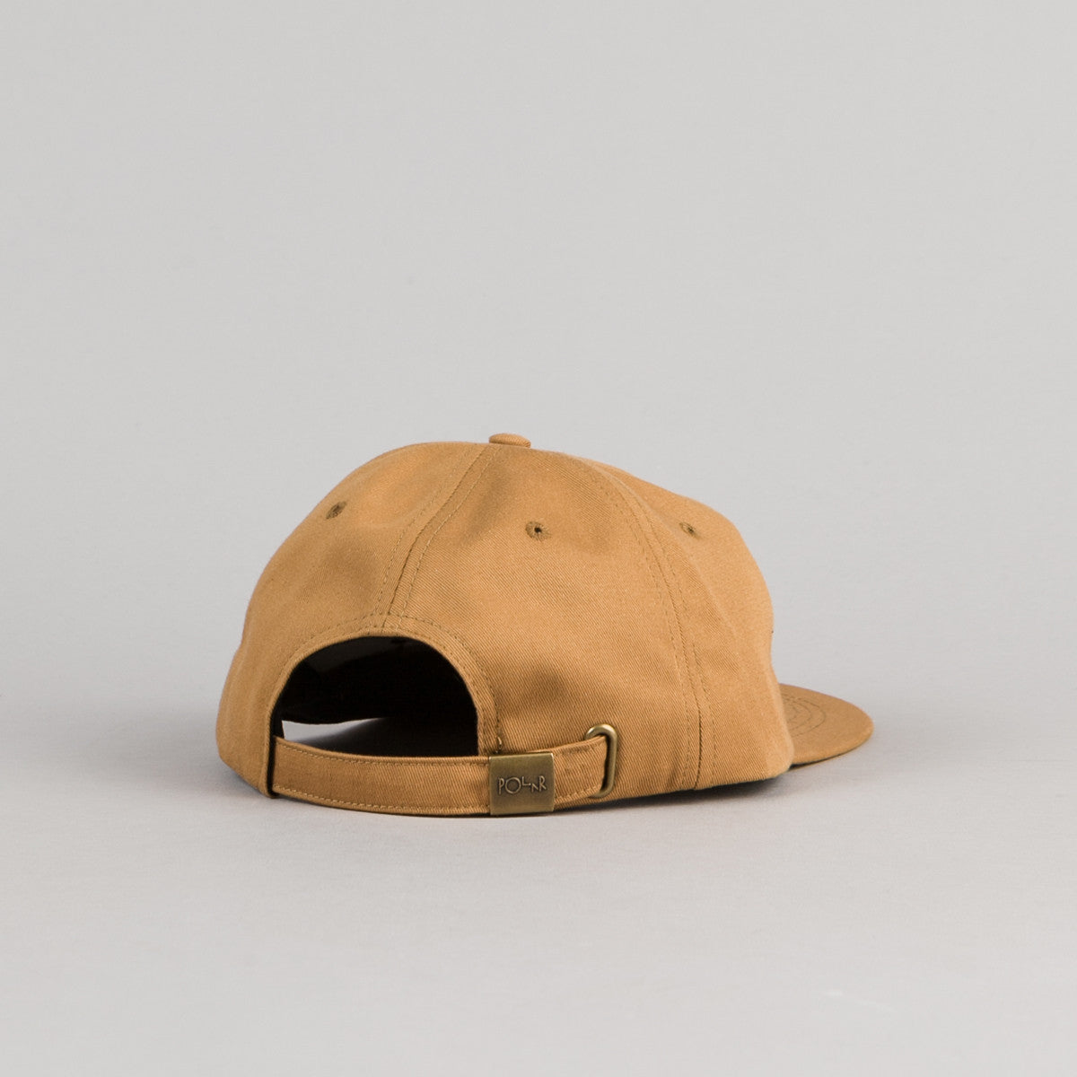 Polar Stroke Logo Cap - Golden Brown