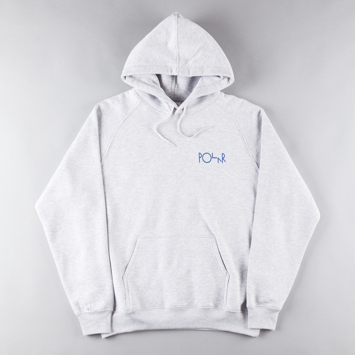 Polar Stroke Logo Hooded Sweatshirt