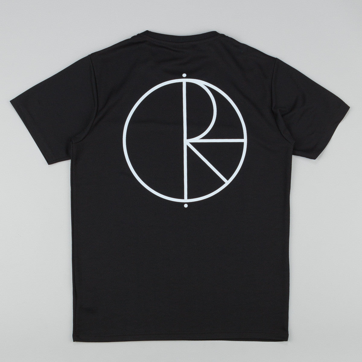 Polar Stroke Logo PSC Fit T-Shirt - Black / White