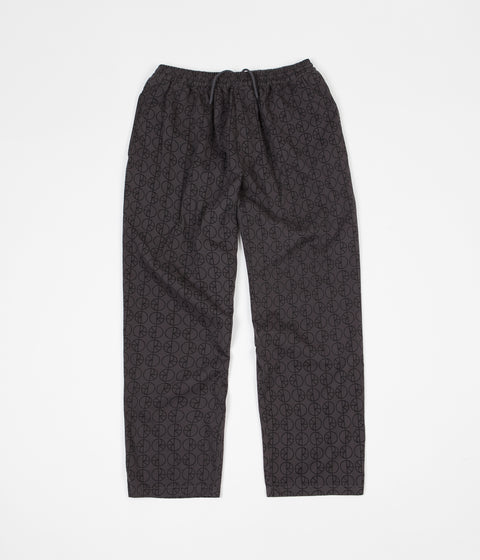 Polar Stroke Logo Surf Pants - Graphite
