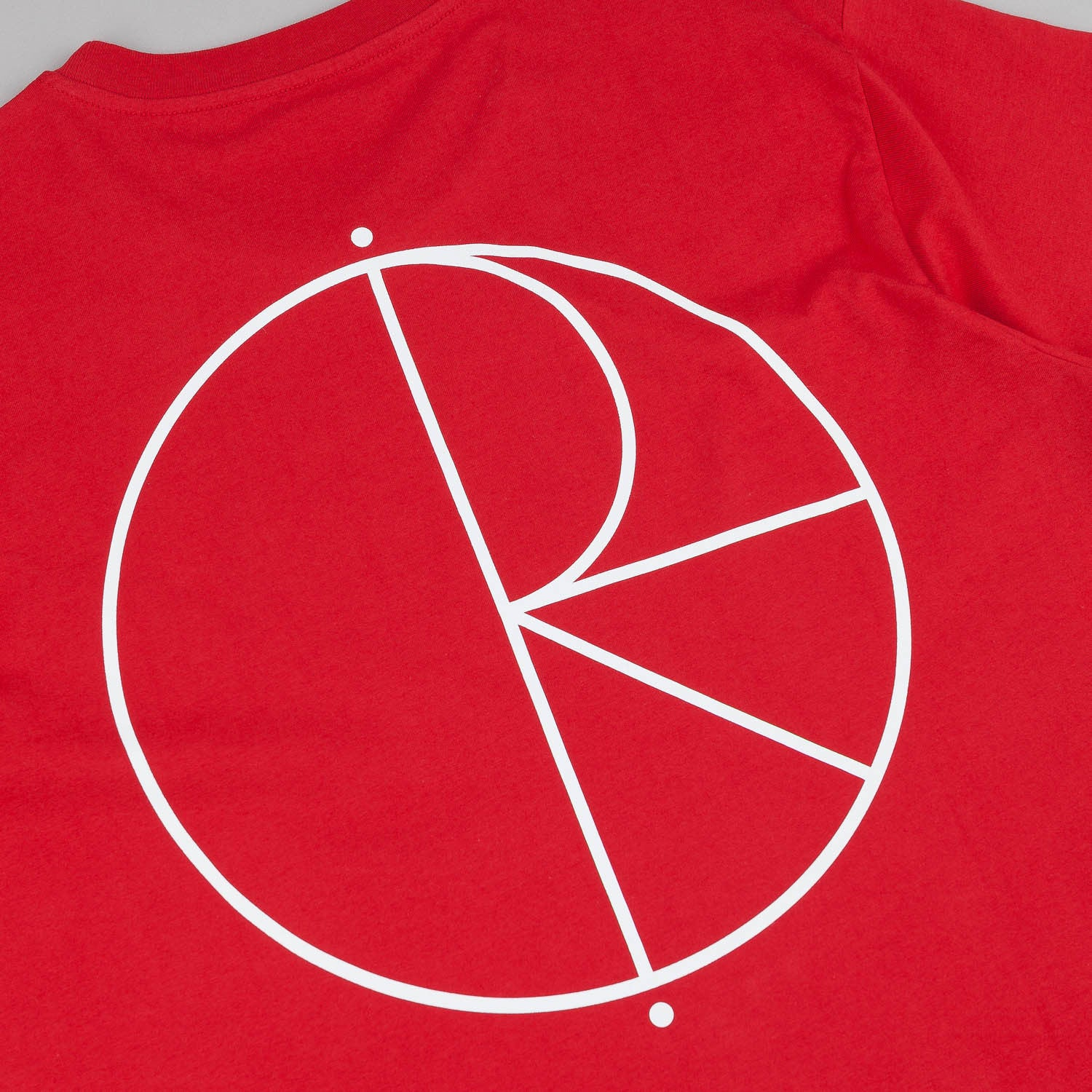 Polar Stroke Logo T-Shirt - Cardinal Red