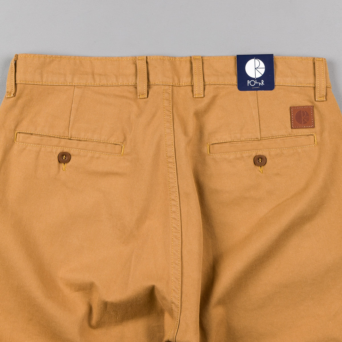 Polar 90's Chino -  Golden Brown