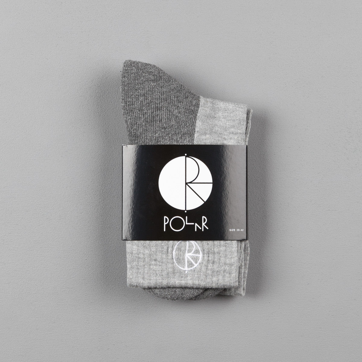 Polar Sport Socks - Sports Grey