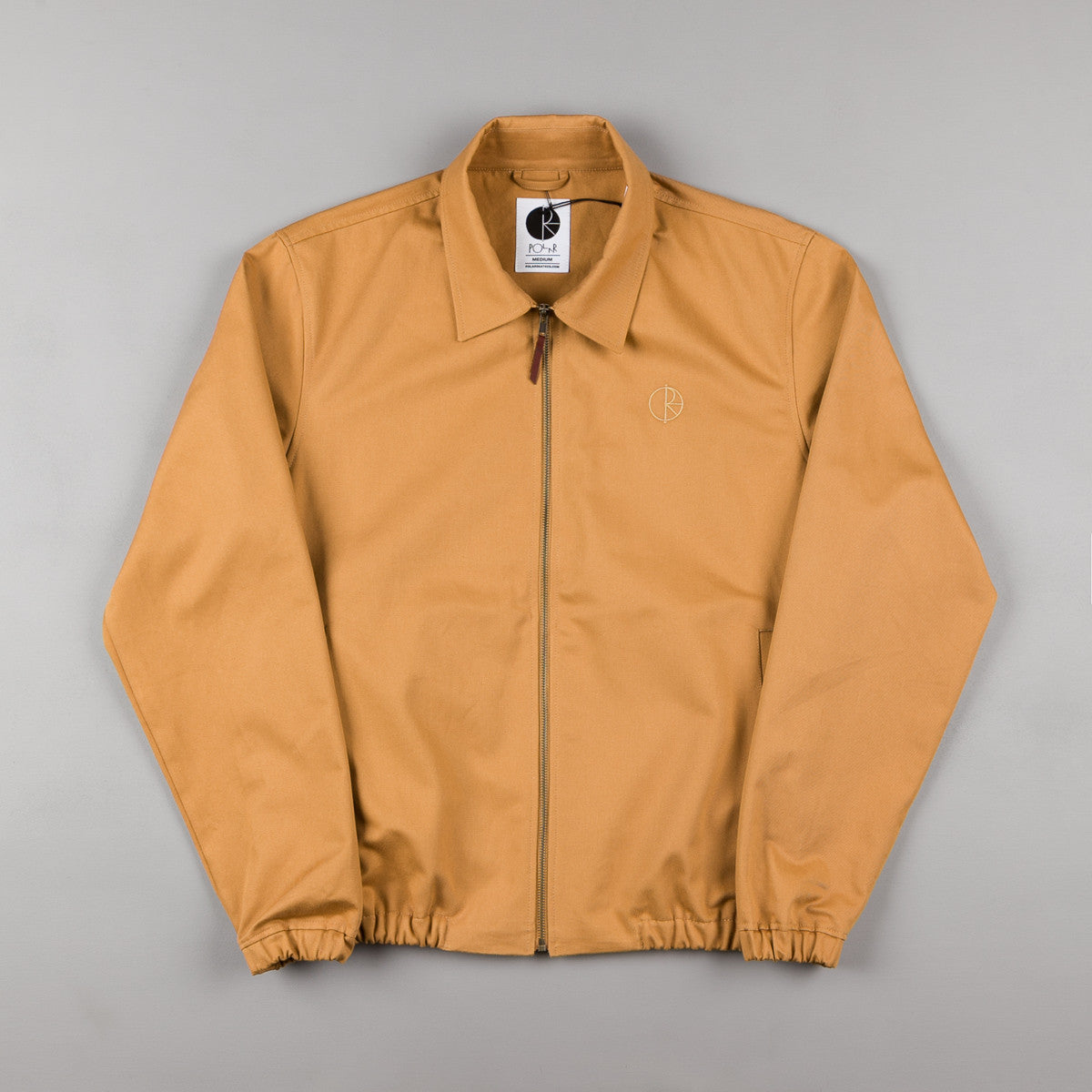 Polar Herrington Jacket - Golden Brown