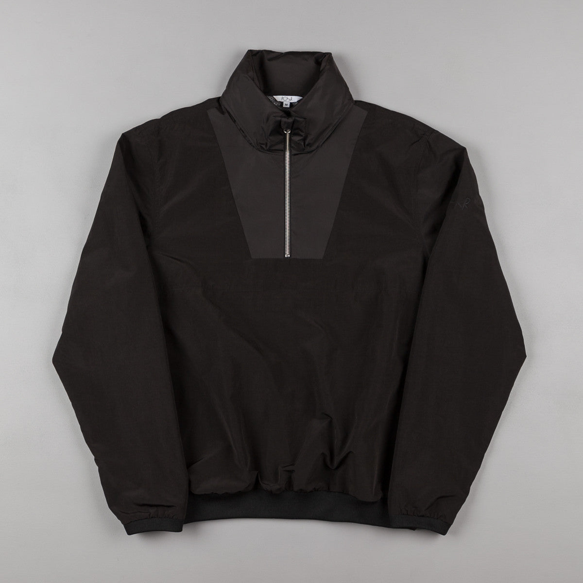 Polar Golf Club Pullover 2.0 Jacket - Black