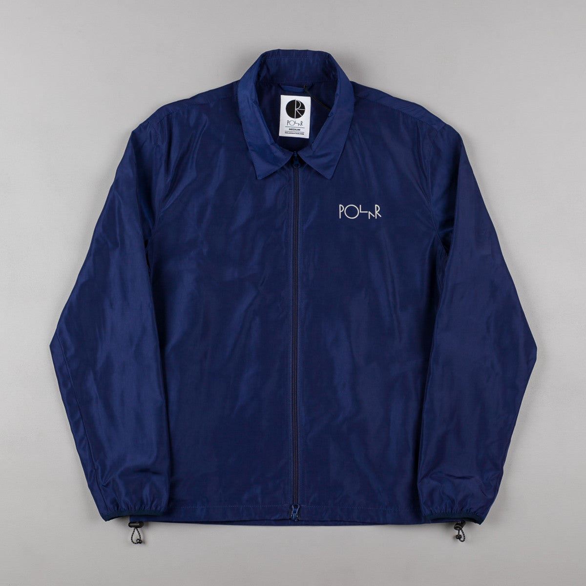 Polar Coach Jacket - Navy