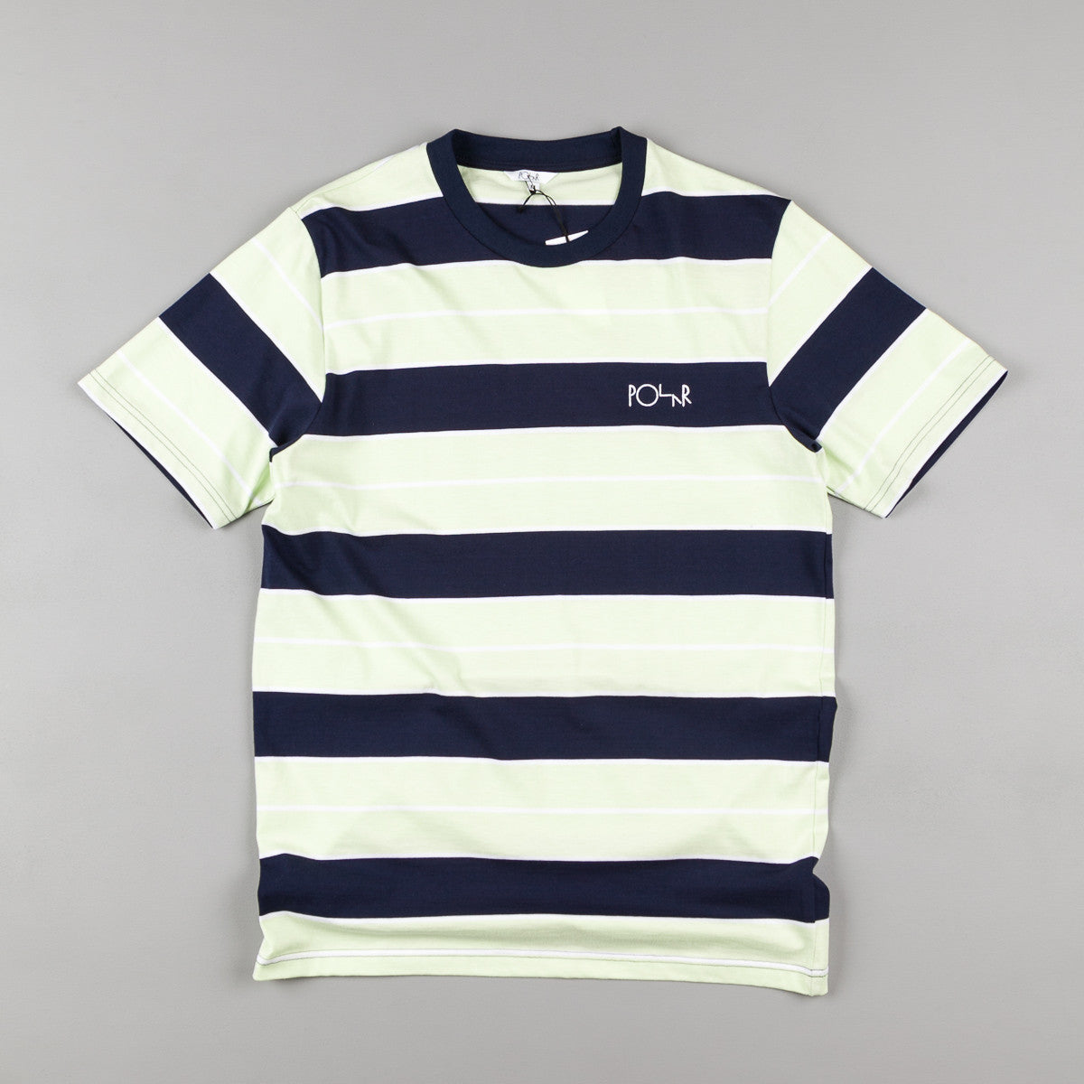 Polar Dane T-Shirt - Navy / Mint