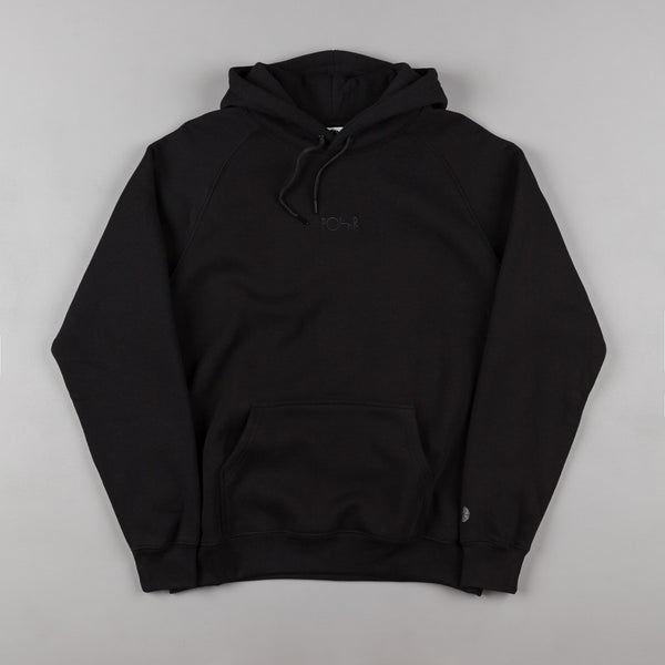 Polar Default Hooded Sweatshirt - Black