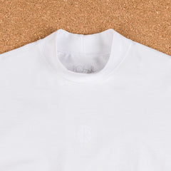 Polar Alv Mockneck Long Sleeve T-Shirt - White