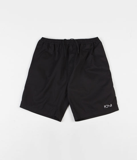 Polar Surf Shorts - Black / White