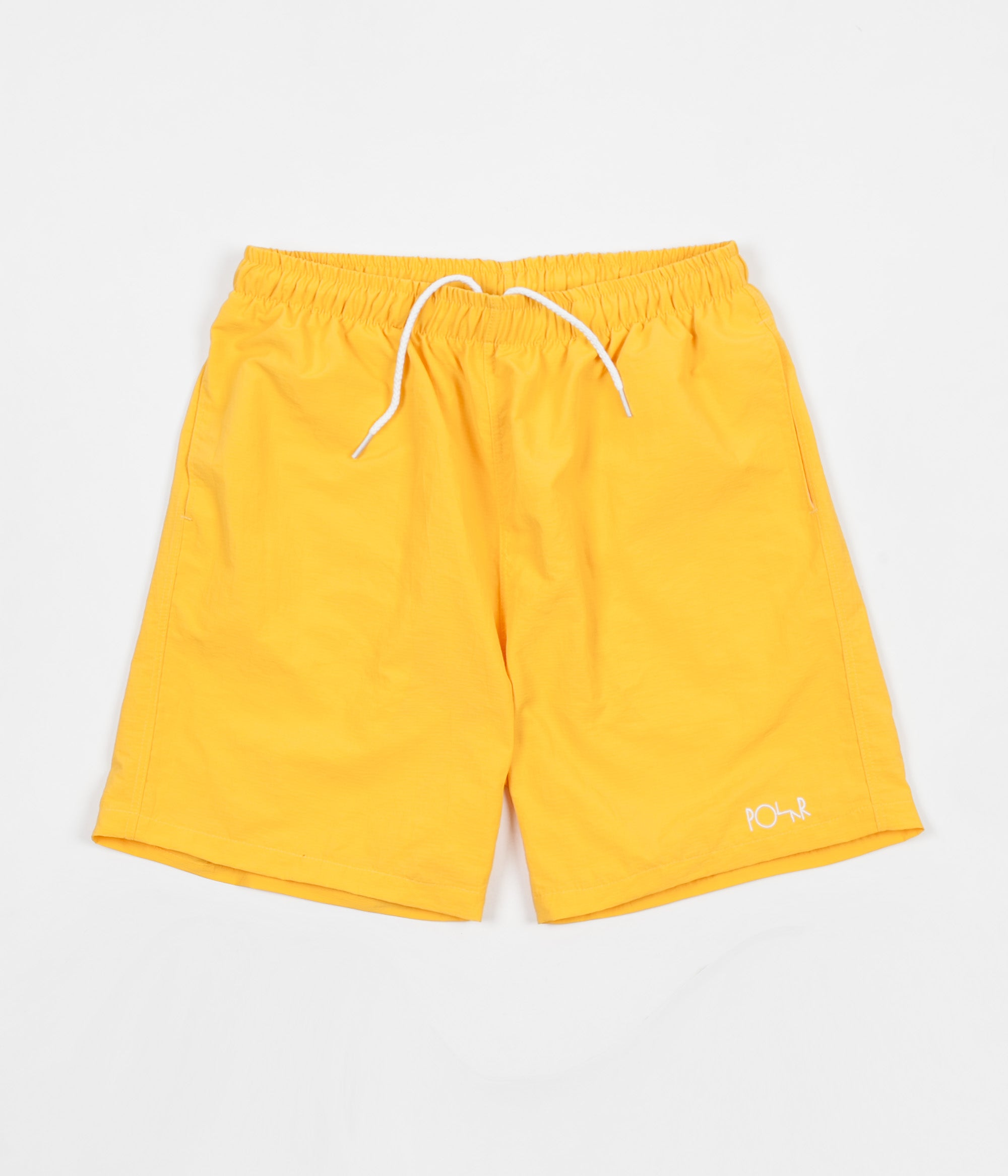 Polar Swim Shorts - Yellow
