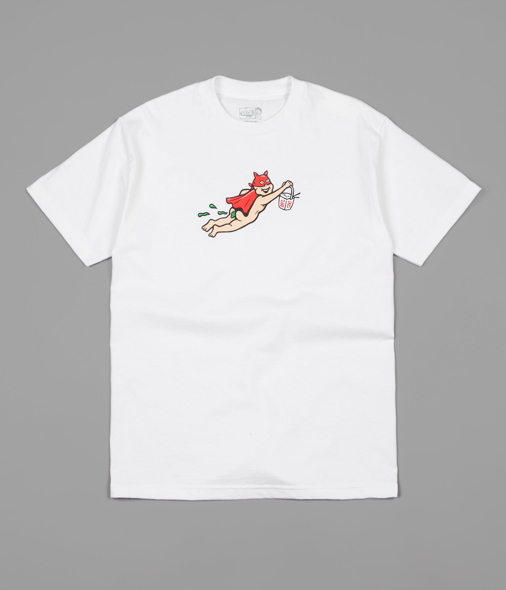 Polar Take Away T-Shirt - White