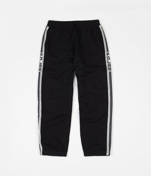 Polar Tape Sweatpants - Black