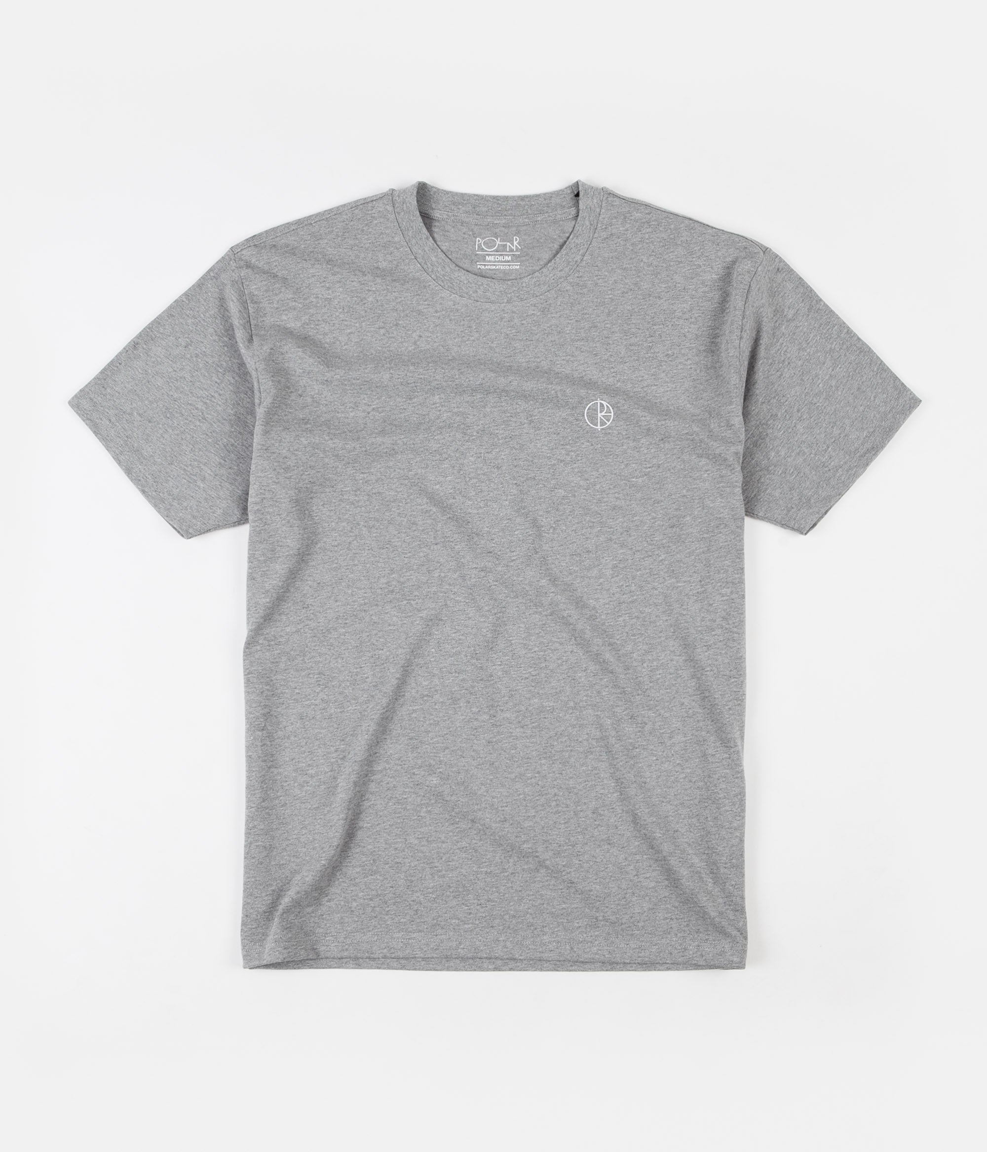 Polar Team T-Shirt - Heather Grey