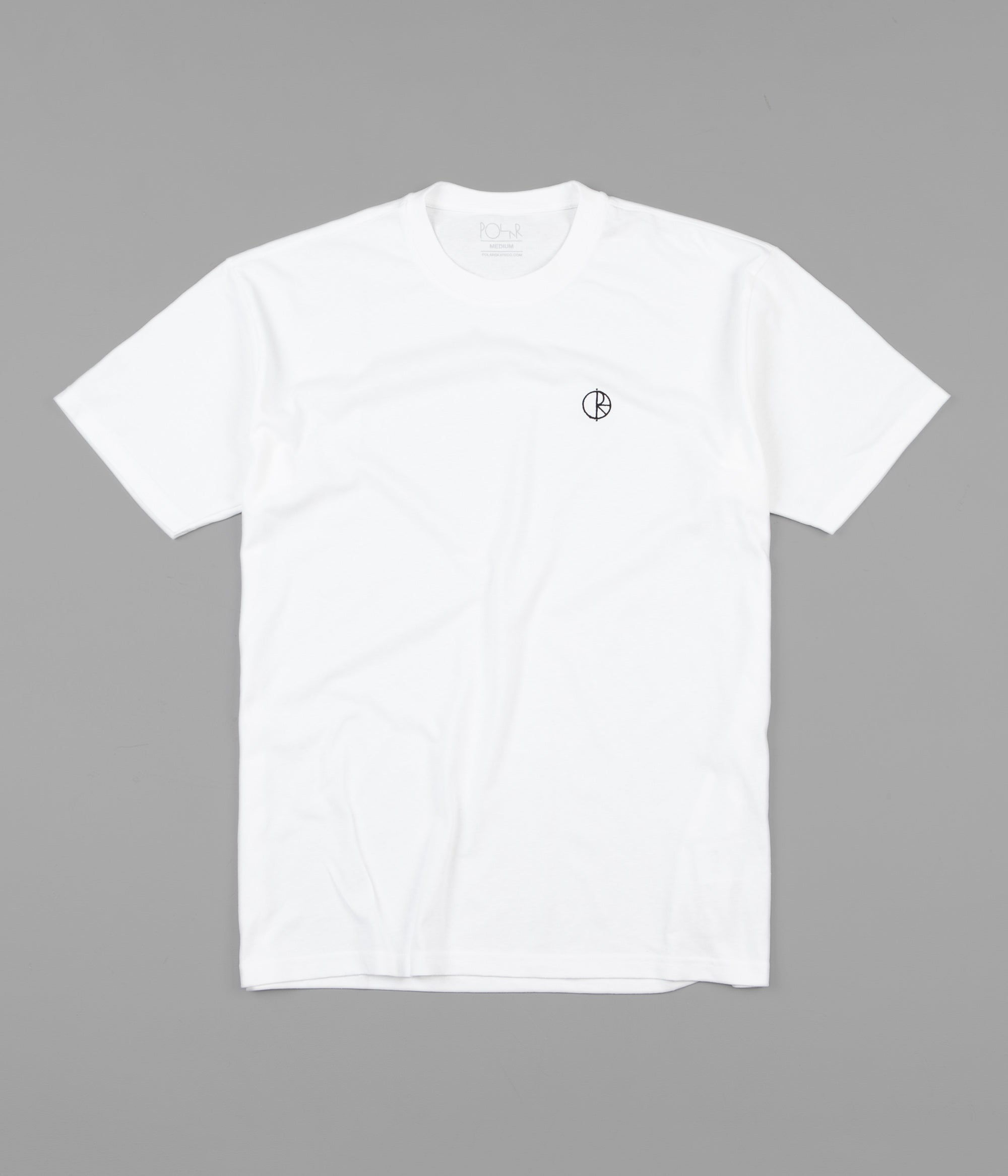 Polar Team T-Shirt - White