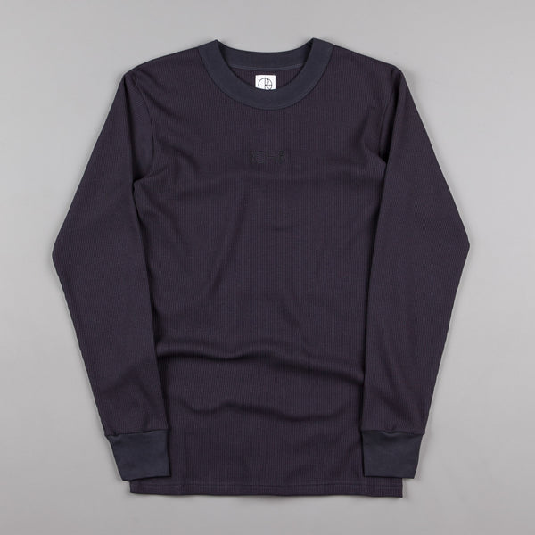 Polar Thermal Long Sleeve Shirt - Dirty Blue