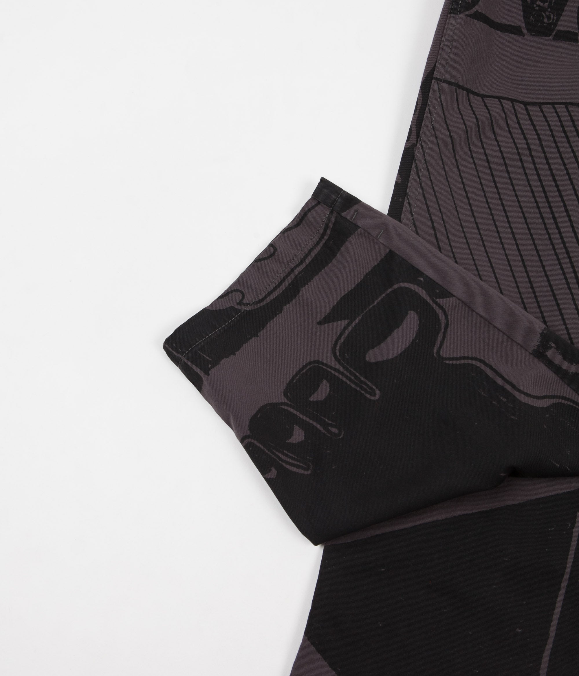 Polar TK Surf Pants - Black / Graphite
