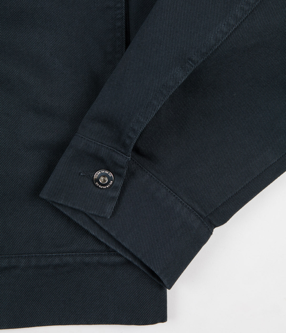 Polar Twill Jacket - Grey Teal