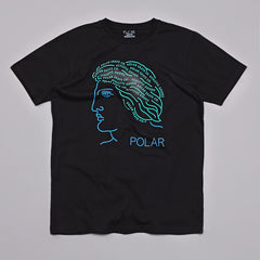 Polar Untitled Head T Shirt Black