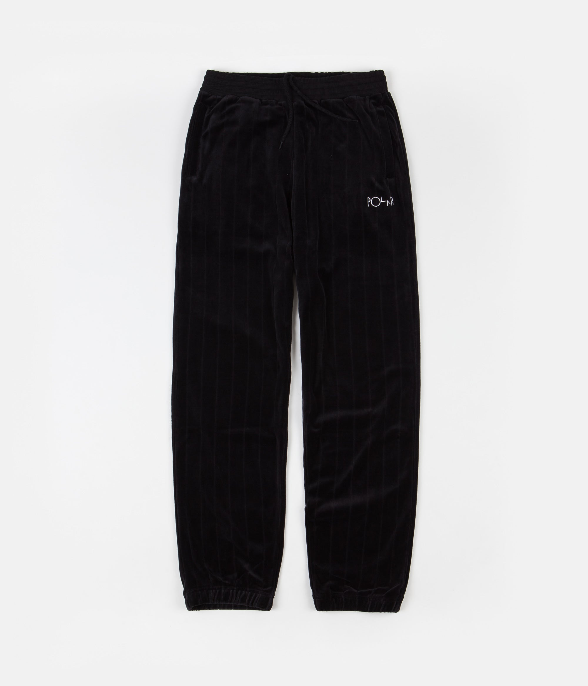 Polar Velour Sweatpants - Black
