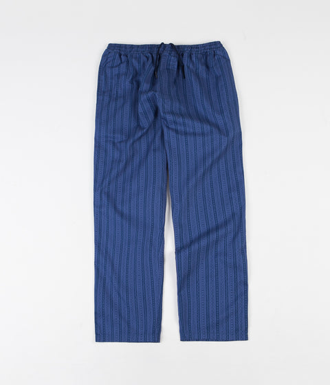 Polar Wavy Surf Pants - Blue