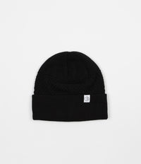 Polar Wobble Beanie - Black