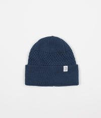 Polar Wobble Beanie - Mykonos Blue
