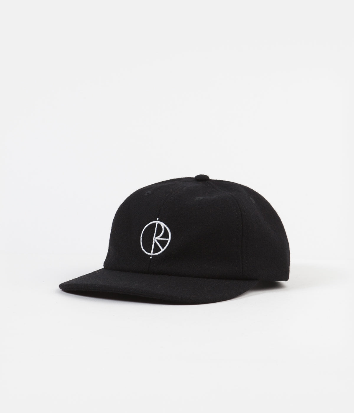 Polar Wool Cap - Black