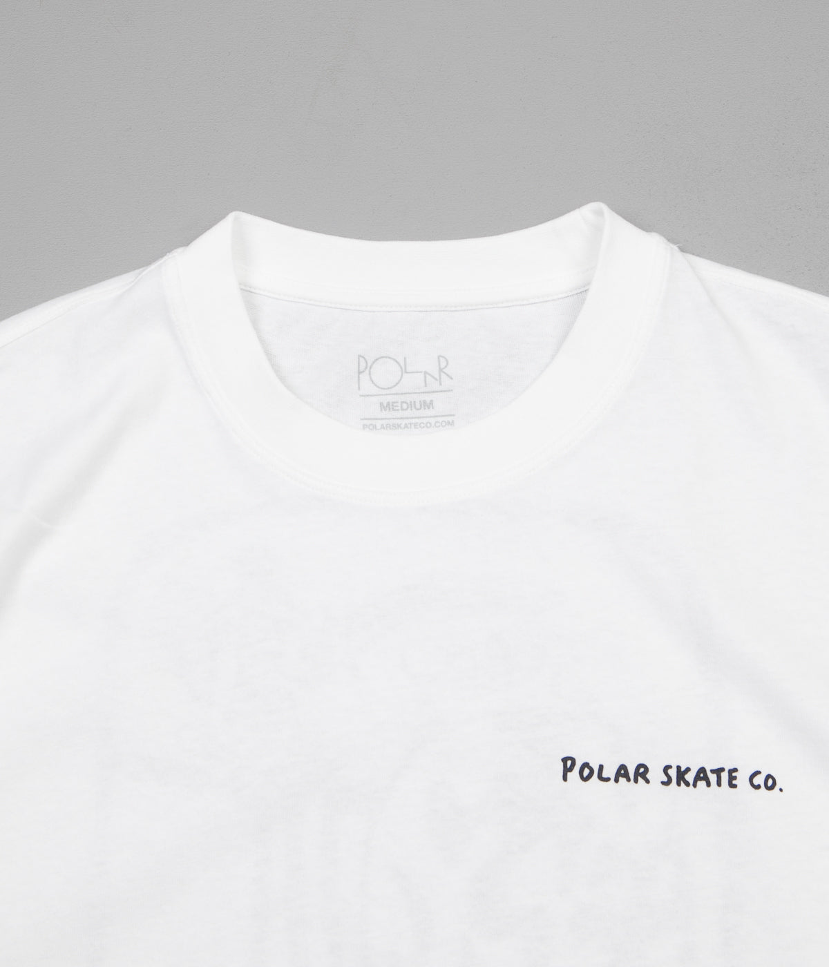 Polar World Ending T-Shirt - White