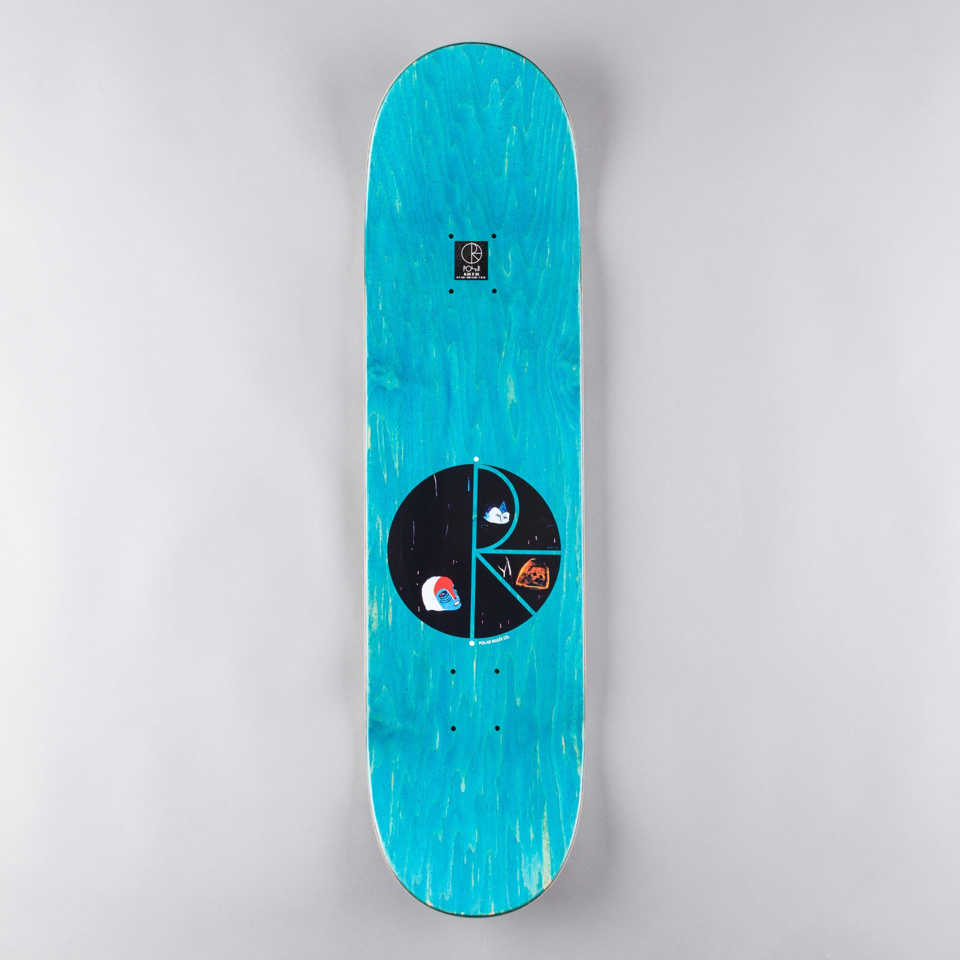 Polar x AMTK Edge of Camp Deck - 8.25""
