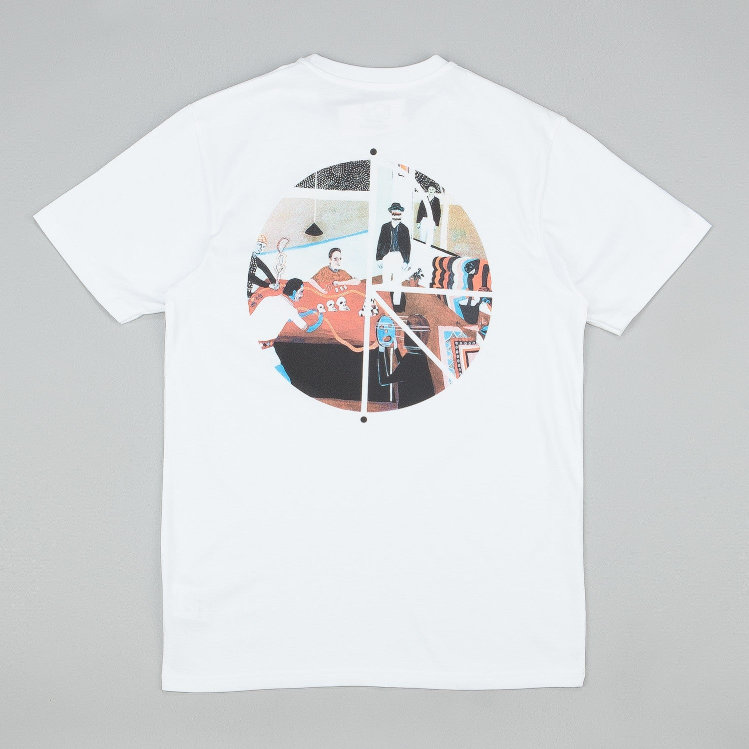 Polar X AMTK Inside Outside T-Shirt - White