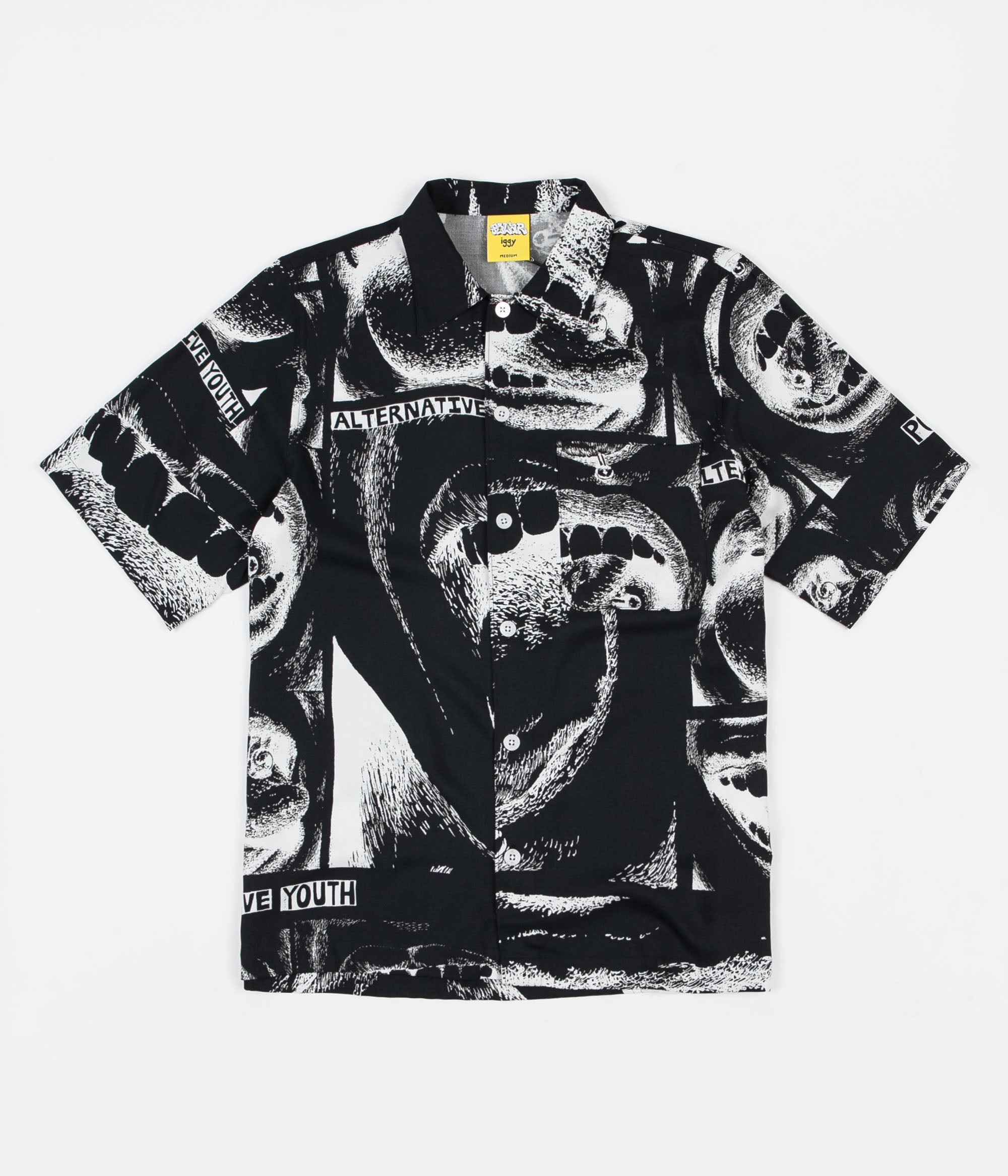 Polar x Iggy Alternative Youth Shirt - Black