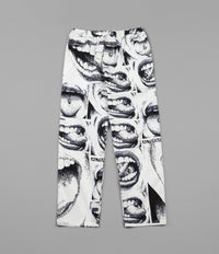 Polar x Iggy Alternative Youth Surf Pants  - White