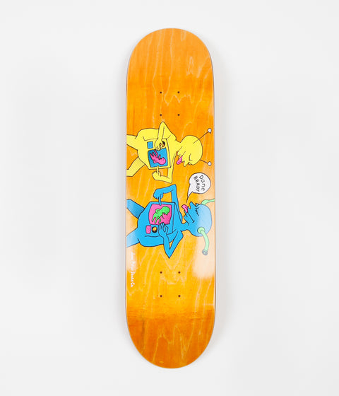 Polar x Ron Chatman Dane Brady TV Kid Deck - 8.125""