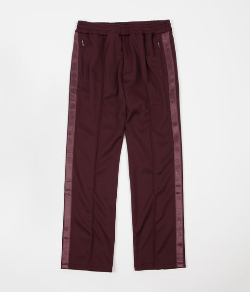 Polar X Très Bien Athlete Trousers - Wine